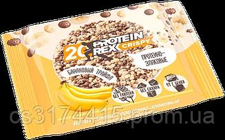 Протеино-злаковые хлебцы ProteinRex  Банановый Трайфл  (55 грамм)