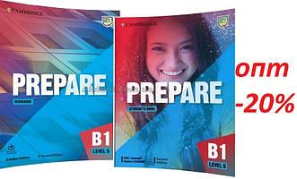 Английский язык /Prepare/ Student's+Workbook. Учебник+Тетрадь (комплект), 5 / Cambridge