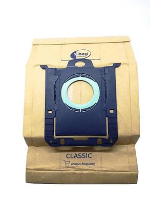КОМПЛЕКТ ОДНОРАЗОВЫХ МЕШКОВ S-BAG CLASSIC E200S ДЛЯ ПЫЛЕСОСА ELECTROLUX / PHILLIPS (5ШТ), фото 2