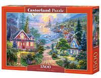 Пазлы Прибрежная жизнь 1500 элементы, Castorland, пазл,пазлы castorland,детские пазлы,пазлы для детей