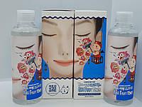Пилинг-тонер для лица Elizavecca Milky Piggy Hell-Pore Clean Up AHA Fruit Toner с фруктовыми кислотами, 200 мл