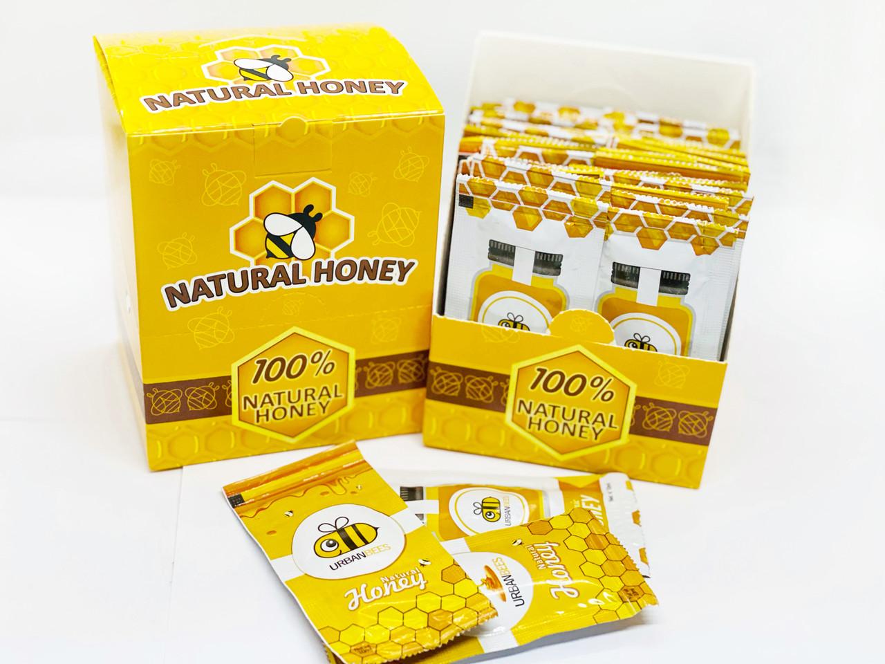 Мед натуральный, саше 10мл