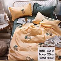 """Комплект постельного белья из фланели двухспалка """"EPICO"""" E005"""