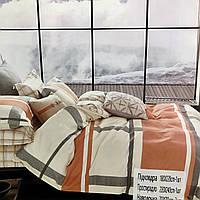 """Комплект постельного белья из фланели двухспалка """"EPICO"""" E006"""