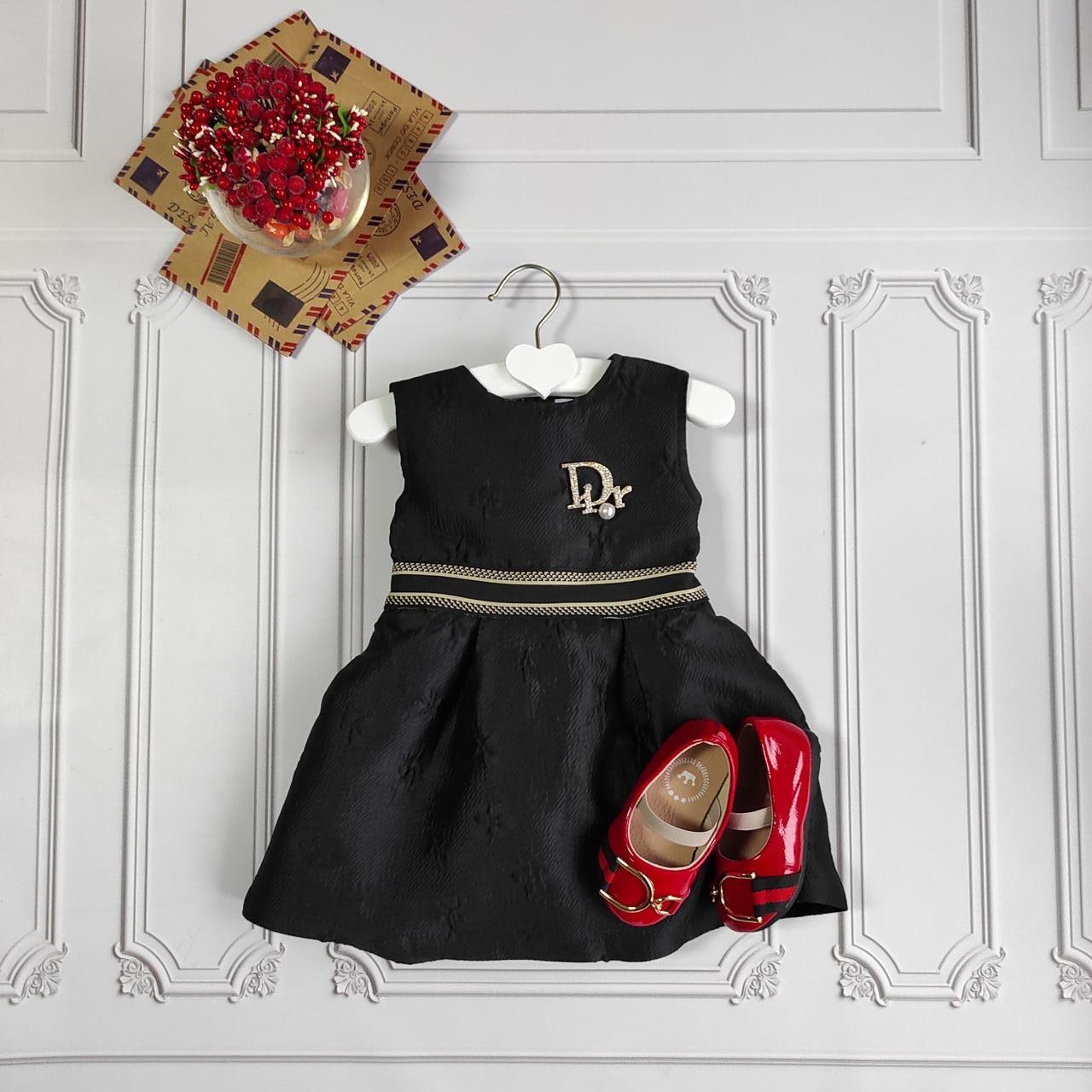 Нарядное детское платье Dior
