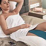 Аплікатор Ляпко 5,8 Ag Шанс розмір 118 х 235 мм голчастий масажний килимок для спини, рук, ніг Помаранчевий, фото 7