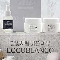 Корейская косметика отбеливающая Locoblanco
