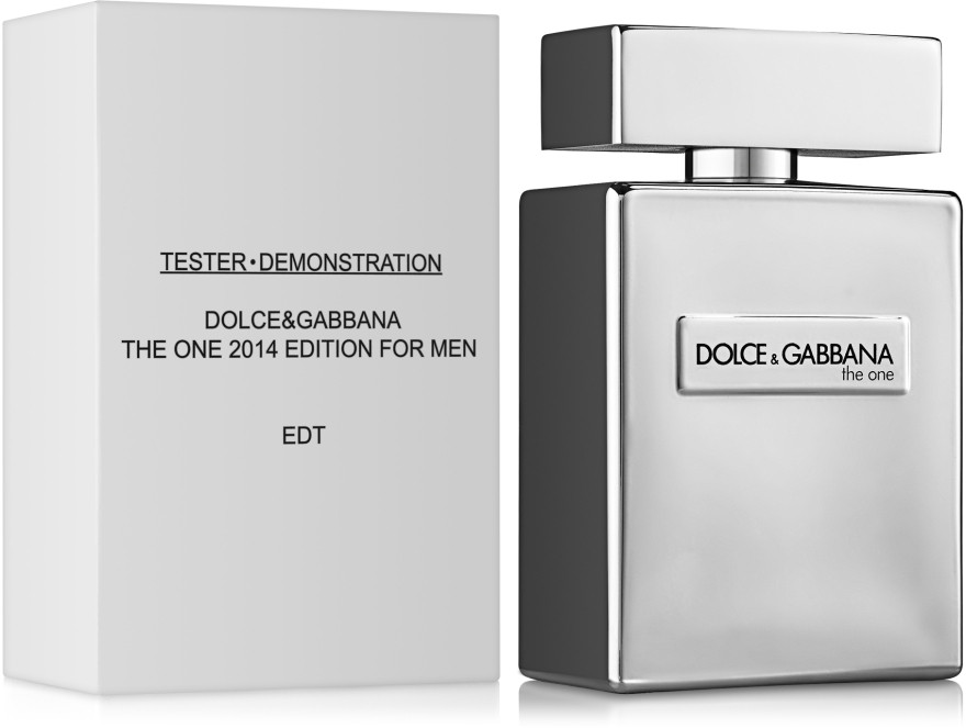 Тестер мужской Dolce&Gabbana The One Platinum