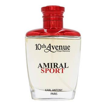 Туалетная вода 10th Avenue Amiral Sport Pour Homme edt 100ml