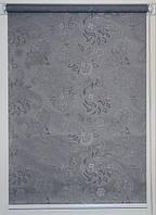 Рулонні штори Арабеска 2082 Сірий