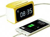 Настольные часы REMAX ZMart Alarm Clock RMC-05 Yellow