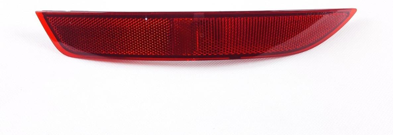 Отражатель заднего бампера Volkswagen Jetta 2011-2014 левый 5C6945105A