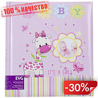 Фотоальбом EVG 30sheet S29x32 Baby pink (6368585)