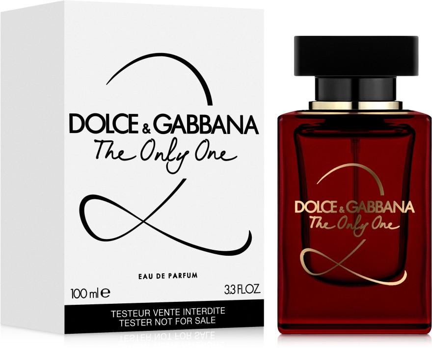 Тестер женский Dolce&Gabbana The Only One-2