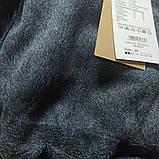 Толстовка джинсовая модная нарядная красивая теплая для мальчика. Утеплитель- мех., фото 2