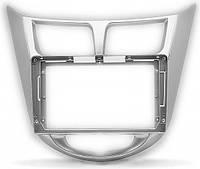 Переходная рамка Hyundai I-25, Accent, Solaris, Verna, Dodge Attitude Carav 22-105
