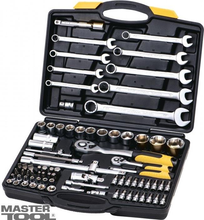Набор инструмента MASTERTOOL 78-5182