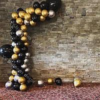 Комплект для создания арки из шаров - 67 шаров