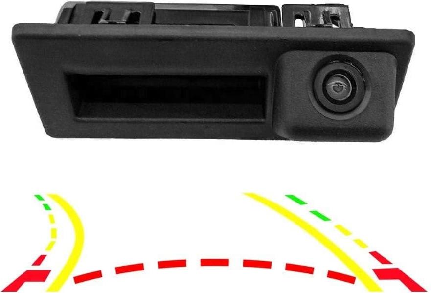 Камера в ручку багажника AudioSources SKD950-iPASG для Skoda
