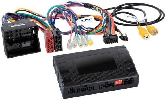 Адаптер кнопок на руле, инфоадаптер для Volkswagen ACV 43uvw03