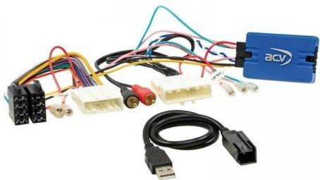 Адаптер кнопок на руле для Nissan AWM NS-1400
