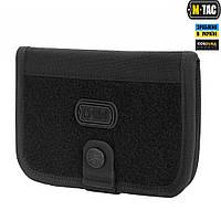 M-Tac кошелек с липучкой Elite Large Black