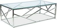 Журнальный стол Signal Мебель Escada A Прозрачный (ESCADAA)