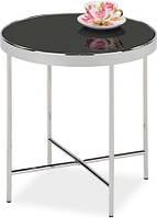 Журнальный стол Signal Мебель Gina C Черный (GINACCCH)