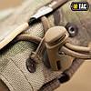 M-Tac подсумок для АК открытый с липучкой Elite Multicam, фото 5