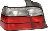 Фонарь задний BMW 3 (e36) 1994-1998 левый бело-красный 444-1902L-UEVCR