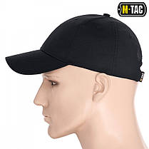 M-Tac бейсболка Flex рип-стоп Black, фото 2