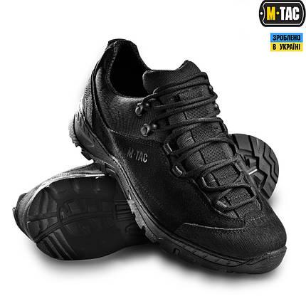 M-Tac кроссовки тактические Patrol Black, фото 2
