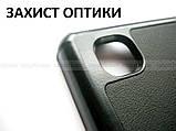 Черный бизнес чехол книжка для Samsung Galaxy Tab A7 10.4 2020 (Sm-T500 SM-T505) Ivanaks Tri Fold black, фото 4