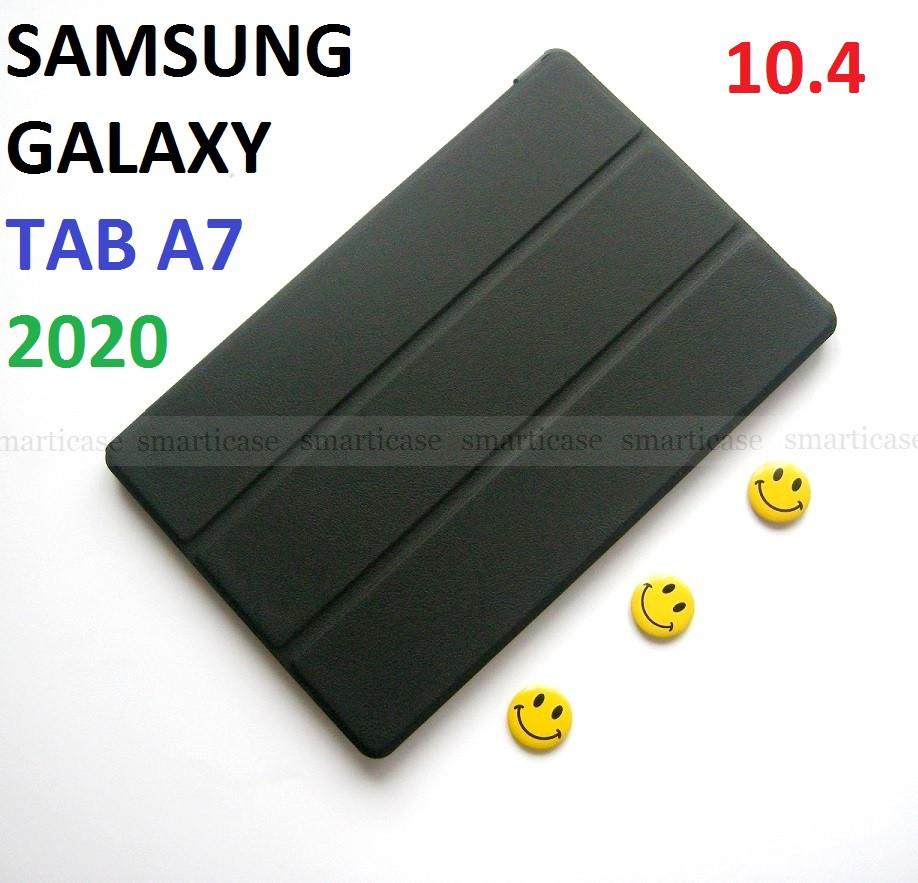 Черный бизнес чехол книжка для Samsung Galaxy Tab A7 10.4 2020 (Sm-T500 SM-T505) Ivanaks Tri Fold black