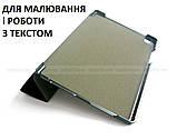 Черный бизнес чехол книжка для Samsung Galaxy Tab A7 10.4 2020 (Sm-T500 SM-T505) Ivanaks Tri Fold black, фото 6