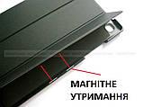 Черный бизнес чехол книжка для Samsung Galaxy Tab A7 10.4 2020 (Sm-T500 SM-T505) Ivanaks Tri Fold black, фото 10