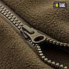 M-Tac кофта Lite Microfleece Hoodie Army Olive, фото 4
