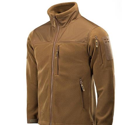 M-Tac куртка Alpha Microfleece Gen.II Coyote Brown, фото 2