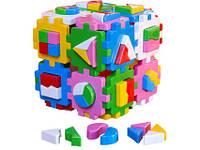 """Куб """"Умный малыш"""" супер логика"""
