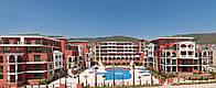 52 000 евро - меблированая 2-х комнатная квартира с видо на море в 4-х звездочном к-се St. George palace