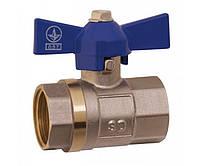 Кран шаровой для воды 3/4 БГГ (вода) SD Plus