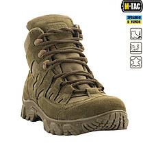 M-Tac ботинки полевые Mk.2 Ranger Green, фото 2