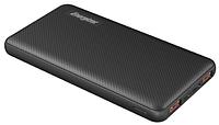 Портативное зарядное устройство Energizer UE10044PQ-10000 mAh Li-pol+TYPE-C PD Black (6507061)