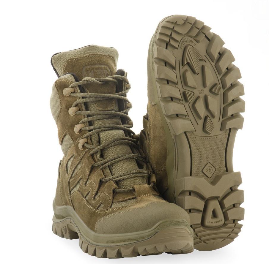 M-Tac ботинки полевые с утеплителем олива Mk.2W R Gen.II Ranger Green олива