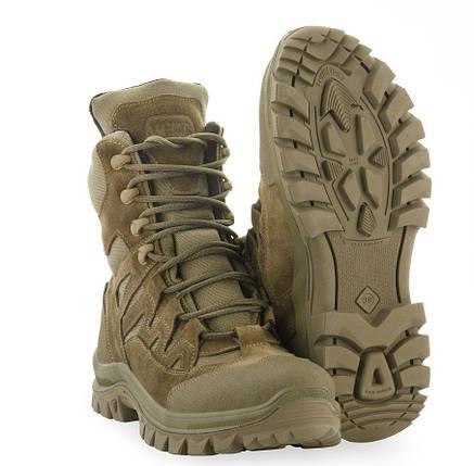 M-Tac ботинки полевые с утеплителем олива Mk.2W R Gen.II Ranger Green олива, фото 2