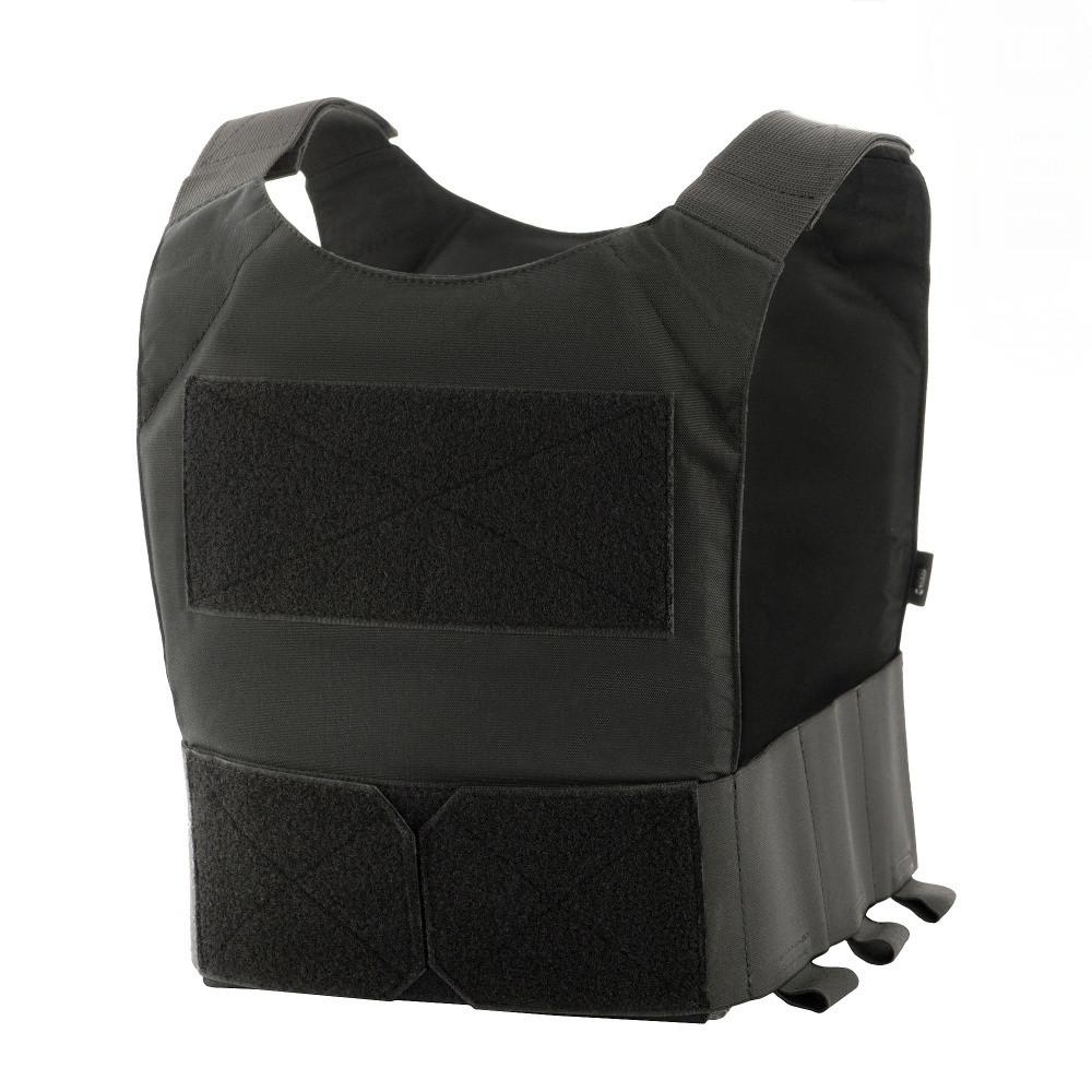 M-Tac чехол бронежилета низкопрофильный Black