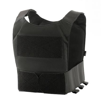 M-Tac чехол бронежилета низкопрофильный Black, фото 2