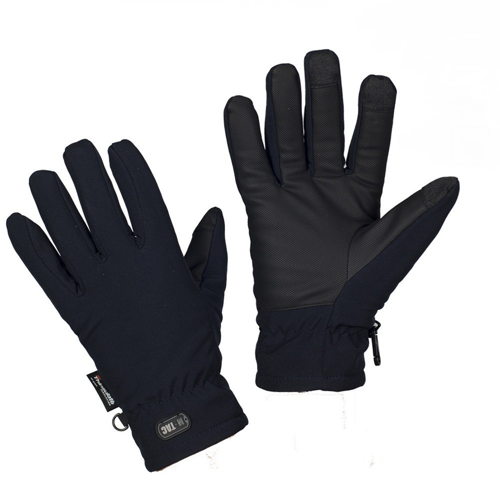 M-Tac перчатки Soft Shell Thinsulate Navy Blue