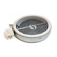 Конфорка (ТЭН-спираль) для стеклокерамической варочной поверхности Whirlpool 480121101516, фото 1