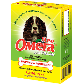 Витамины Омега Нео Морские водоросли для собак